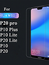 cheap -Glass For Huawei P20 Lite Glass P20 P10 Screen Protector Glass Honor 10 smart Protective Protection Film