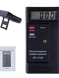 cheap -Digital Electromagnetic Radiation Detector Sensor LCD Indicator EMF Meter Frequency Tester Range50MHz-2000MHz DT-1130