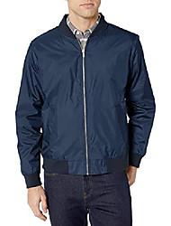 cheap -men's boston flight jacket, navy, 3xl