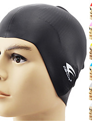 cheap -Swim Cap for Adults Silicone Anti-Slip Stretchy Durable Swimming Watersports