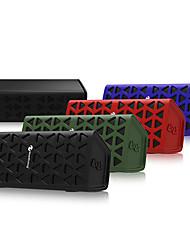 cheap -Portable Outdoor Wireless Bluetooth Speaker Graffiti Design Column Stereo Loudspeaker Support Handsfree FM TF Card AUX Input