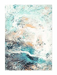 cheap -unframed abstract canvas painting wall picture art poster for living room bedroom home decor 1# 3040cm