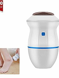 cheap -portable electric vacuum adsorption foot grinder battery charged foot file pedicure tools for feet care removing dead hard cracked dry skin foot protector