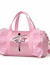 cheap -per ballet princess dance bag cross-body bags shoulder bags for ballerina dancer girls-pink