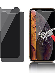 cheap -3PCS 3D Anti Peeping Privacy Tempered Glass For iPhone 11 Pro XS Max XR X Screen Protector for iPhone 11 Pro Max Film