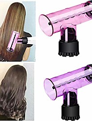 cheap -portable spin curl hair dryer wind diffuser salon hair curler styling tool 1pcs hair rollers