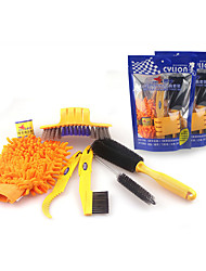 cheap -Cleaning Tools Plastics Coral fleece Others N / A Bike / Cycling