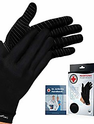 cheap -doctor developed copper gloves/compression gloves for arthritis (full-length) and doctor written handbook— relieve arthritis symptoms, raynauds disease & carpal tunnel (xl)