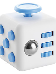 cheap -Fidget Desk Toy Fidget Cube for Killing Time Stress and Anxiety Relief Focus Toy Office Desk Toys Relieves ADD, ADHD, Anxiety, Autism Adults' Plastic