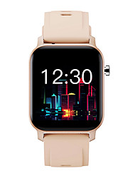 cheap -M2 Water-resistant Smartwatch for Apple/Android Phones, Sports Activity Tracker Support Heart Rate Blood Pressure Sleep Monitor