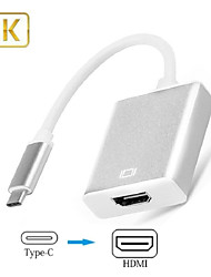 cheap -Type- C HDMI Adapter Cable USB-c To HDMI Apple Mac-book Switch Converter for Samsung Xiaomi Huawei S20 P40 Game Meeting TV Online