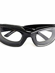 cheap -onion goggles glasses eyes protector onion cutting tear free safety men women cleaning kitchen home tool black