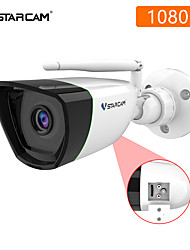 cheap -Vstarcam 1080P IP Camera Outdoor Bullet Wifi Camera AI Humanoid Detect IP66 Waterproof IR Night Audio Reception CCTV Camera