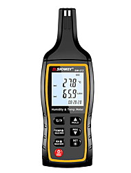 cheap -SW-572 Digital LCD Thermometer thermo Hygrometer indoor temperature Humidity meter tester monitor Weather Station data hold Alarm Clock/Handheld High-sensitivity Digital Temperature