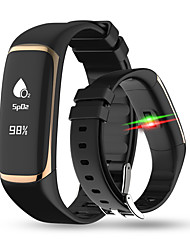 cheap -P9 Smart Bracelet Heart Alarm Heart Rate Blood Oxygen Hrv Sleep Monitoring Bluetooth Waterproof