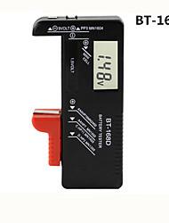 cheap -BT168D Digital Battery Capacity Tester LCD BT-168D Checker for 9V 1.5V AA AAA Cell C D Batteries