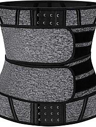 cheap -Body Shaper Sweat Waist Trainer Corset Sauna Belt Sports Neoprene Yoga Gym Workout Exercise & Fitness Slimming Weight Loss Tummy Fat Burner For Women Waist & Back Abdomen