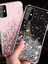 cheap -Glitter Bling Sequins Case for Samsung Galaxy Note 20 Note 20 Ultra Note 10 Note 10 Plus S20 S20 Plus S20 Ultra S10 S10 Plus S10E S10 Lite S9 S9 Plus A10 A20 A30 A50 A70 A11 A21 A21S A31 A41 A51 A71