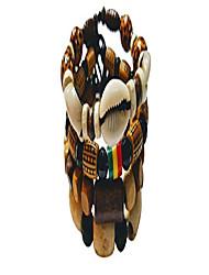 cheap -1-24 pcs bracelets and necklaces for men women beaded bracelets multi layer stackable ethnic tribal african traditional (4 pcs bracelets set - style a)