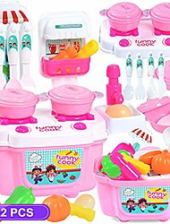 cheap -1 set children girl toy role play mini simulation kitchenware tableware cookware