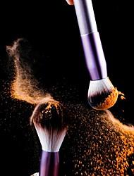 cheap -12 Pcs small grape makeup brush set face beauty tools loose powder brush beauty tools