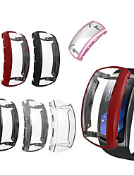 cheap -Case For Samsung Gear Fit 2 PRO case cover bumper Screen Protector Full coverage TPU Protection