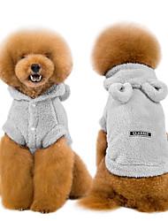 cheap -naladoo pet cat puppy hoodie sweater cute bear ear hoodies dog cold weather coat