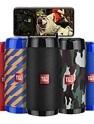 cheap -T&G Portable Bluetooth Speaker Waterproof Wireless Bluetooth Speaker  8D Surround Loudspeake TF Card/AUX /FM Radio /Call For Outdoor Sports