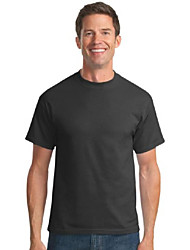 cheap -port & company 174 tall core blend tee. pc55t 3xlt charcoal