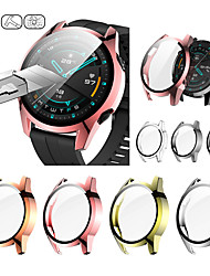 cheap -Glass and case For Huawei Watch GT2 46mm 42mm GT 2 e Tempered bumper Screen Protector and cover GT 2 watch Accessories