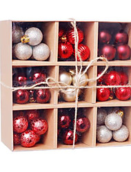 cheap -99 Pcs Christmas Balls Ornaments for Xmas Tree - Shatterproof Christmas Tree Decorations Hanging