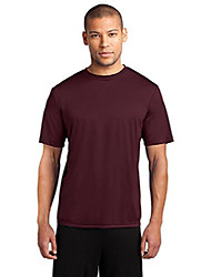 cheap -port & company mens essential performance tee pc380 -athletic mar xl