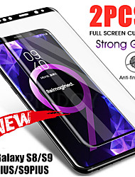 cheap -2PCS Full Curved Tempered Glass For Samsung Galaxy S20 S20 Ultra Note 20 Screen Protector For Samsung Galaxy S10 S10 lite Note 10  Protective Film
