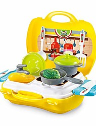 cheap -25 pcs cooking toys pretend food vegetable playset educational learning toy kitchen play boy girl kid (as show)