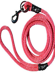 cheap -no pull dog leash, large, pink