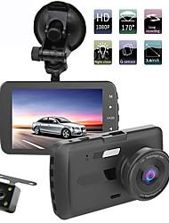 cheap -1080P Dash Cam Dvr Dash Camera Auto Video Recorder Dvr Camera Dashcam 170  Groothoek Loop Recording nachtzicht G-Sensor