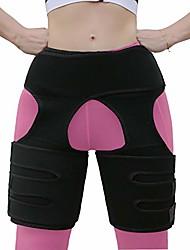 cheap -womens waist trainer groin hip brace sciatica suppor ultra light thigh trimmer thigh shaper high waist eraser shapeware booty belt