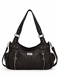 cheap -womens soft leather purses and handbags large hobo shoulder bags for women