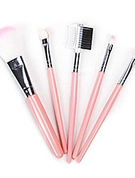 cheap -new makeup brushes blend shadow eye brushes set powder brush brushes for makeup set (pink)