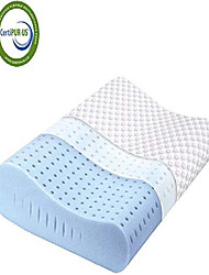 cheap -memory foam pillow, cervical pillow, orthopedic contour pillow support for back, stomach, side sleepers, bed pillows for sleeping, certipur-us, queen size