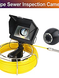 cheap -MOUNTAINONE F5P17-20M 5 Inch 40M Handheld Industrial Pipe Sewer Inspection Video Camera IP68 Waterproof Drain Pipe Sewer Inspection Camera System