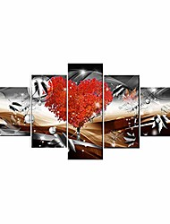 cheap -foulon frameless canvas machine printing inkjet murals home decoration wall painting paintings