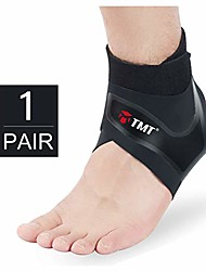 cheap -ankle brace for men and women ankle support adjustable plantar fasciitis compression sleeve sports ankle stabilizer braces for basketball volleyball sprains