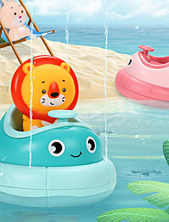 cheap -Sprinkler for Kids Bath Toy Pools & Water Fun Plastic Animals Cute Child Safe Adorable Swimming Spray Water Pool 1 pcs Spring, Fall, Winter, Summer for Toddlers, Bathtime Gift for Kids & Infants