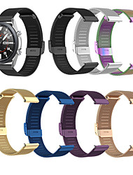 cheap -Replacement Band For Samsung Galaxy Watch 3 41 45mm 42mm 46mm Gear S3 S2 Classic Metal Strap For Galaxy Active 2/3 Bracelet Stainless Steel