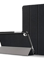 cheap -Phone Case For Lenovo Lenovo Tab4 10(TB-X304F N) Lenovo TAB4 10 Plus(TB-X704F N) Shockproof Flip Full Body Cases leather PC