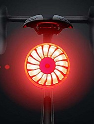 cheap -LED Bike Light Rear Bike Tail Light Safety Light Tail Light LED Bicycle Cycling Waterproof Multiple Modes Super Bright New Design 230 lm Other Battery Powered Cycling / Bike