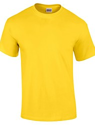 cheap -ultra cotton 2000 adult t-shirt - daisy color, small