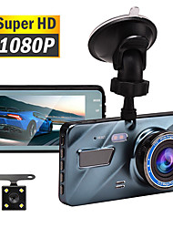 cheap -1080p New Design / Boot automatic recording Car DVR 140 Degree Wide Angle 3.5 inch TFT / LTPS / LCD Dash Cam with Night Vision / G-Sensor / Loop recording Car Recorder