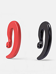 cheap -Business Bluetooth 4.2 Earphones Ear Hook Stereo Mini Wireless Headphones Sport In-Ear Headset Earbuds With Microphone